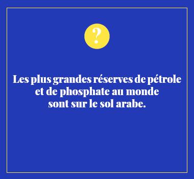 Illustration le saviez-vous en Arabe. Eu Coordination agence de traduction de/vers l'Arabe.