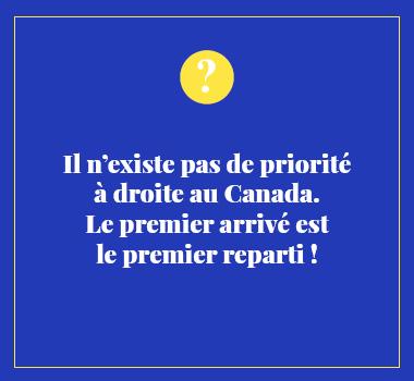 Illustration le saviez-vous en Français Canadien. Eu Coordination agence de traduction de/vers le Français Canadien