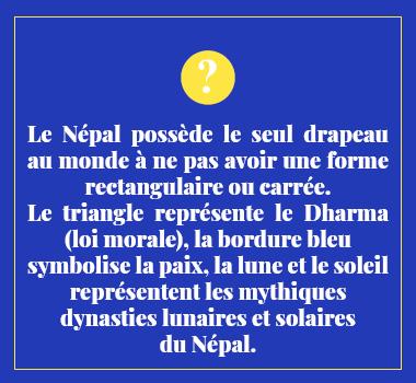 Illustration le saviez vous en Népalais. Eu Coordination agence de traduction de/vers le Népalais.