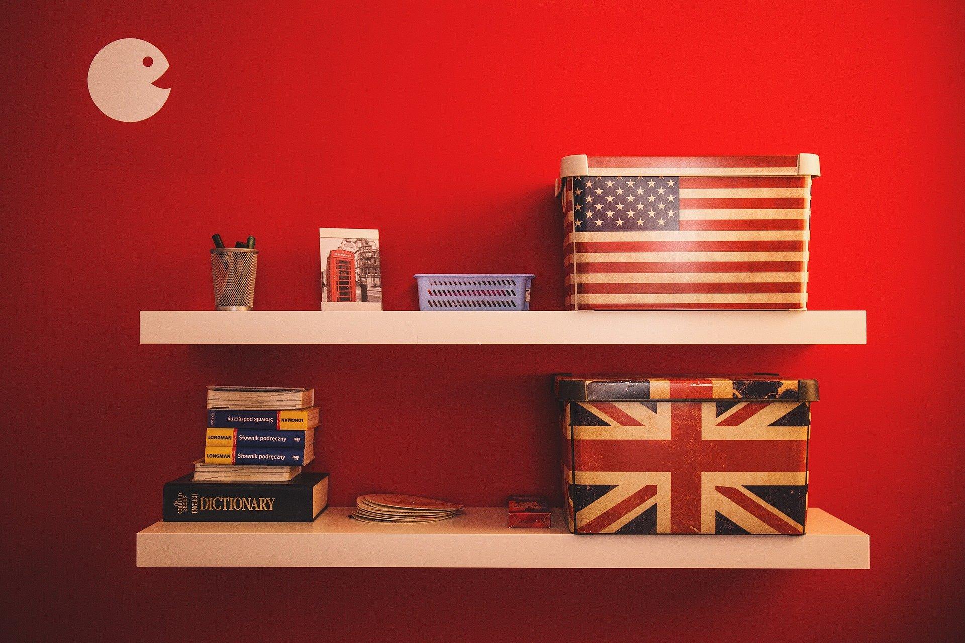 La Traduction de vos documents en Anglais Américain avec Eu Coordination, agence de Traduction et d'Interprétation.